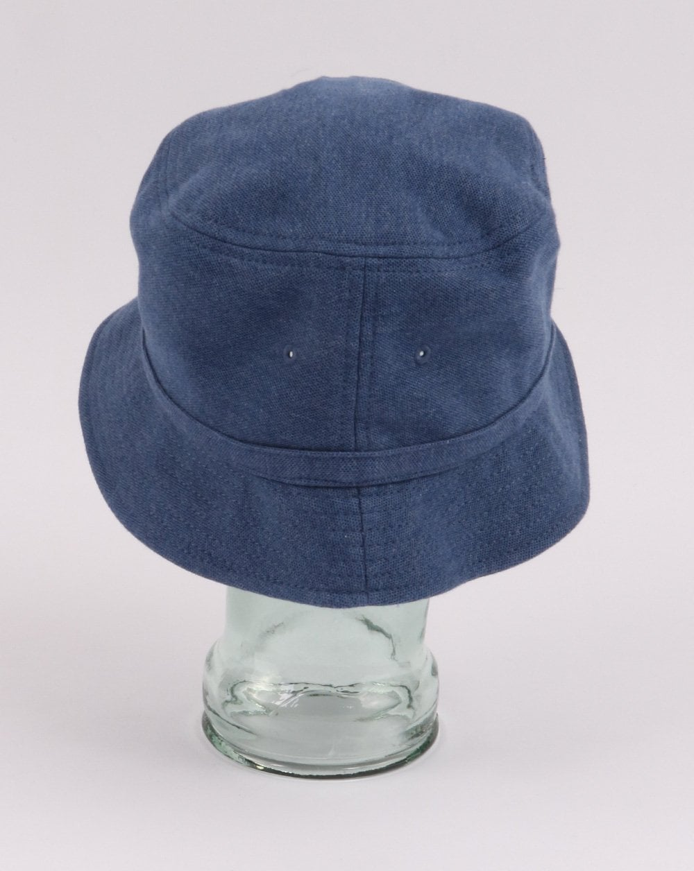 77c9bc056bf Lacoste Bucket Hat Blue Marl