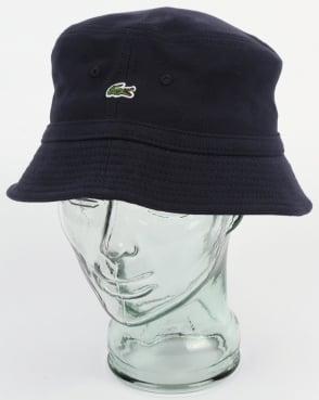 Lacoste Bucket Hat Dark Navy