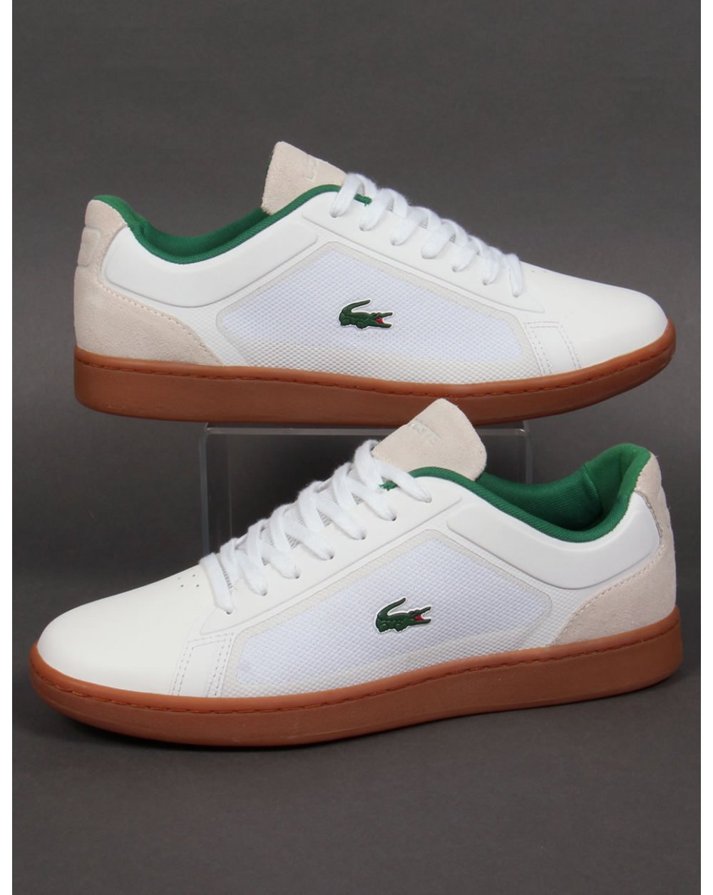 Lacoste Mens Sneakers Shoes