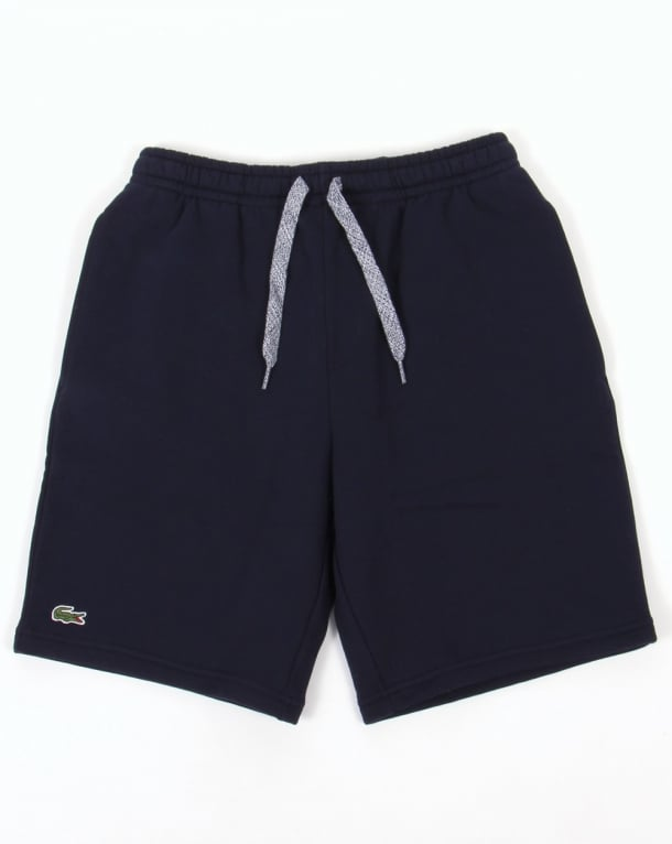 Lacoste Fleece Shorts Navy