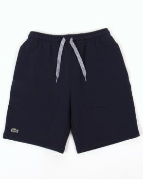 Lacoste Fleece Shorts Navy
