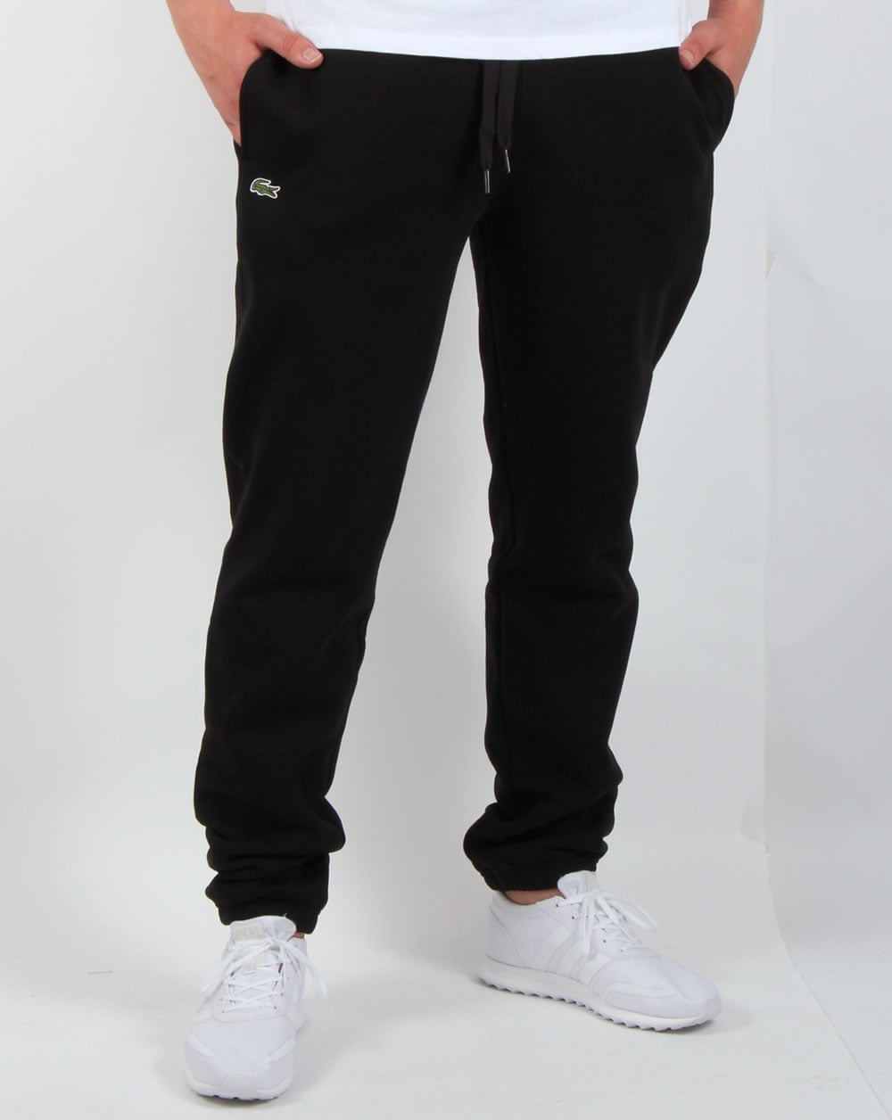 8213e10a8 Lacoste Lacoste Fleece Track Pants Black