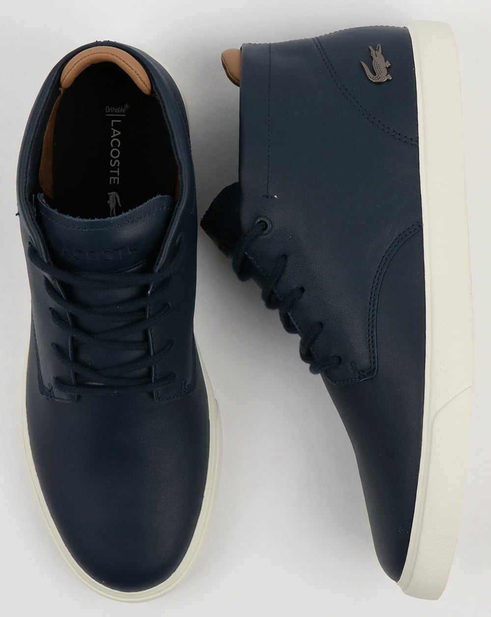 00f3b6e176 Lacoste Footwear Espere Chukka Boots Navy