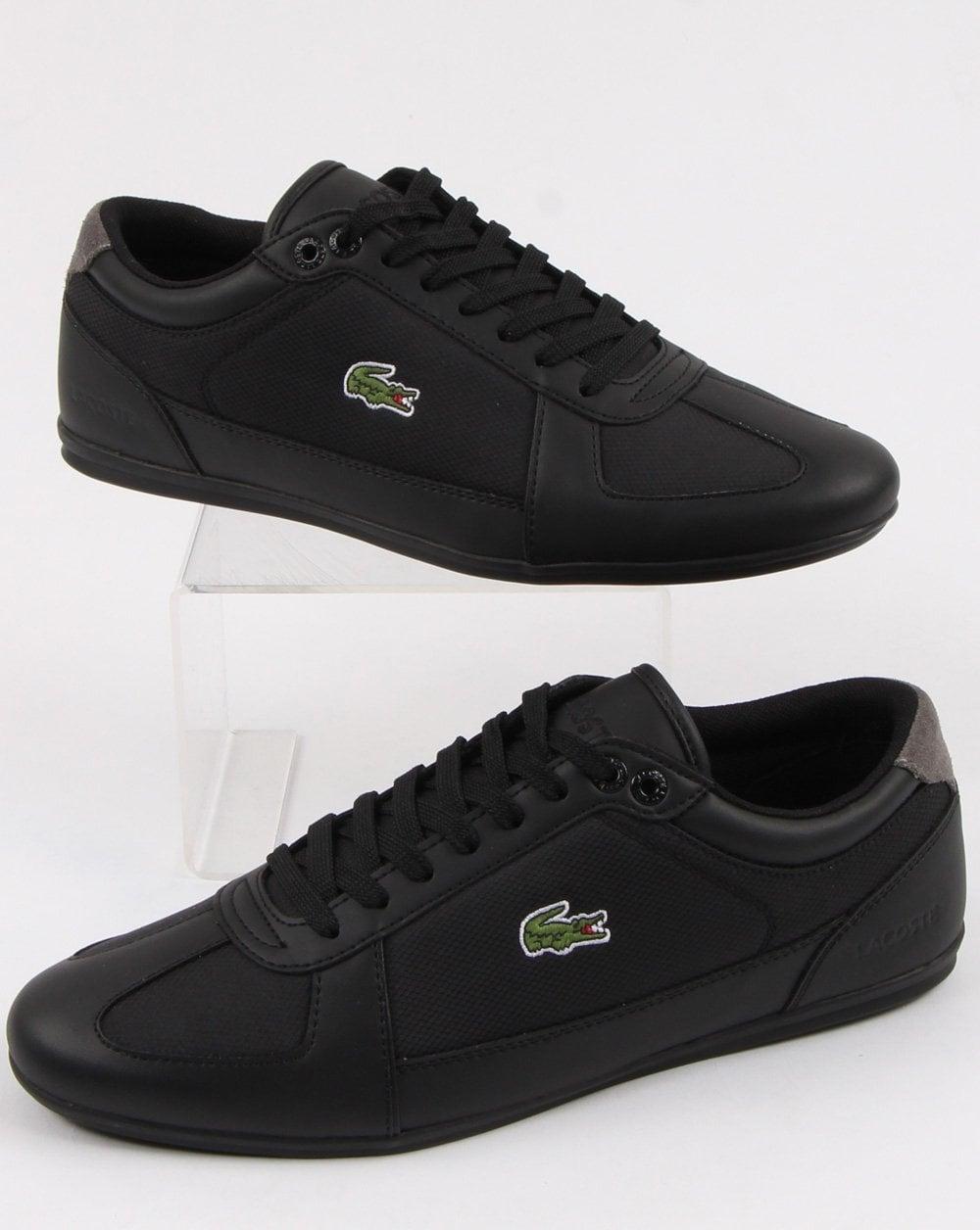 0e901fccbf6f6 Lacoste Lacoste Footwear Evara Sport Trainer Black dark Grey