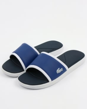 Lacoste Footwear L.30 Slides Dark Blue