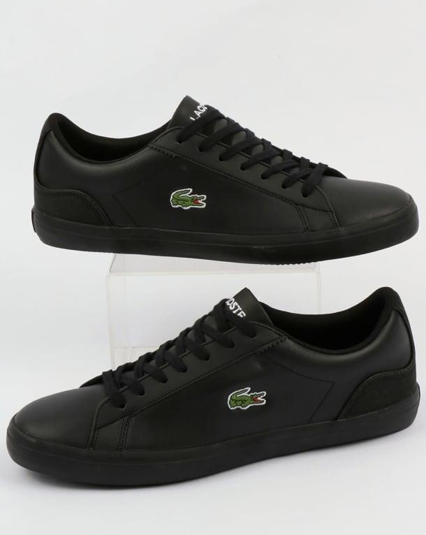 Lacoste Footwear Lerond Trainers Black