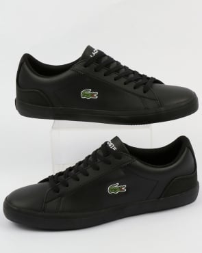 Lacoste Footwear Lerond Trainers Black