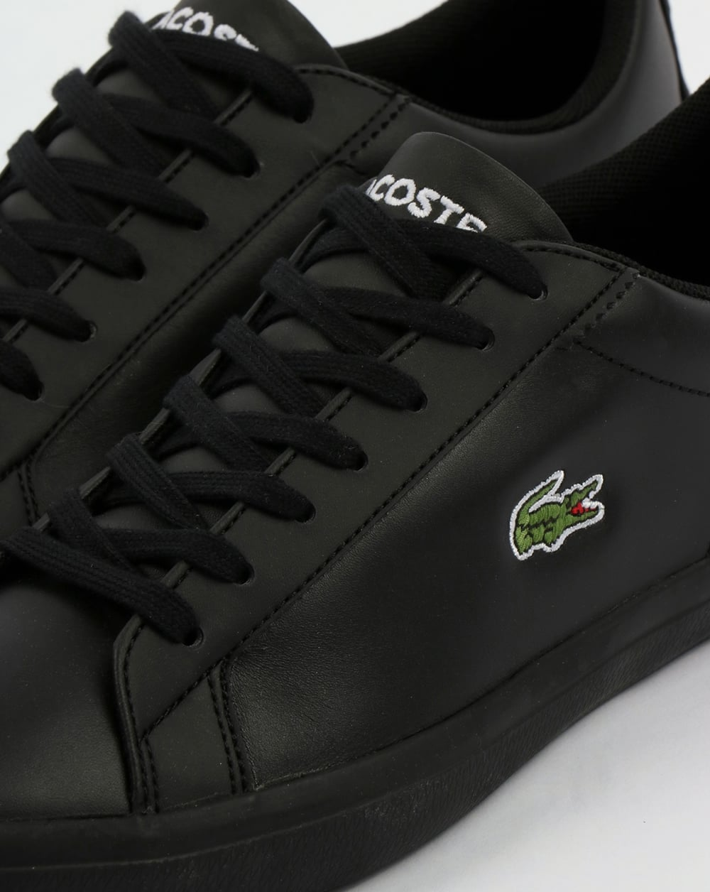 free shipping 8f96e 48498 Lacoste Footwear Lerond Trainers Black
