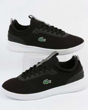Lacoste Footwear LT Spirit 2.0 Trainers Black/White