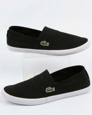 Lacoste Footwear Marice Slip On Espadrille Black