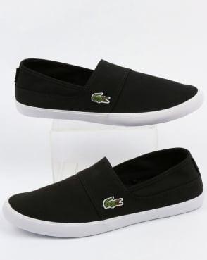 Lacoste Footwear Marice Slip On Espadrille Black