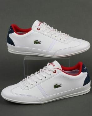 Lacoste Footwear Misano Sport Trainers White