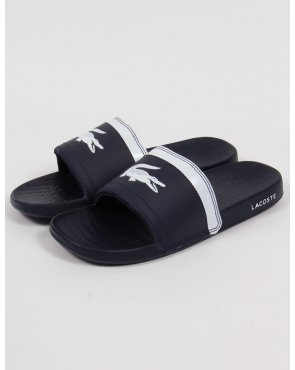 Lacoste Footwear Lacoste Fraisier Pool Sliders Navy Blue