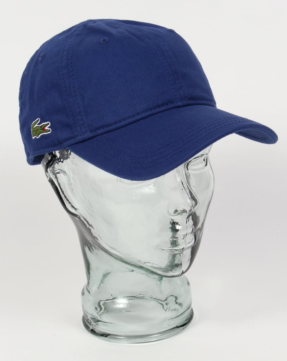 90ff81b2a617 Lacoste Lacoste Gabardine Baseball Cap Royal Blue