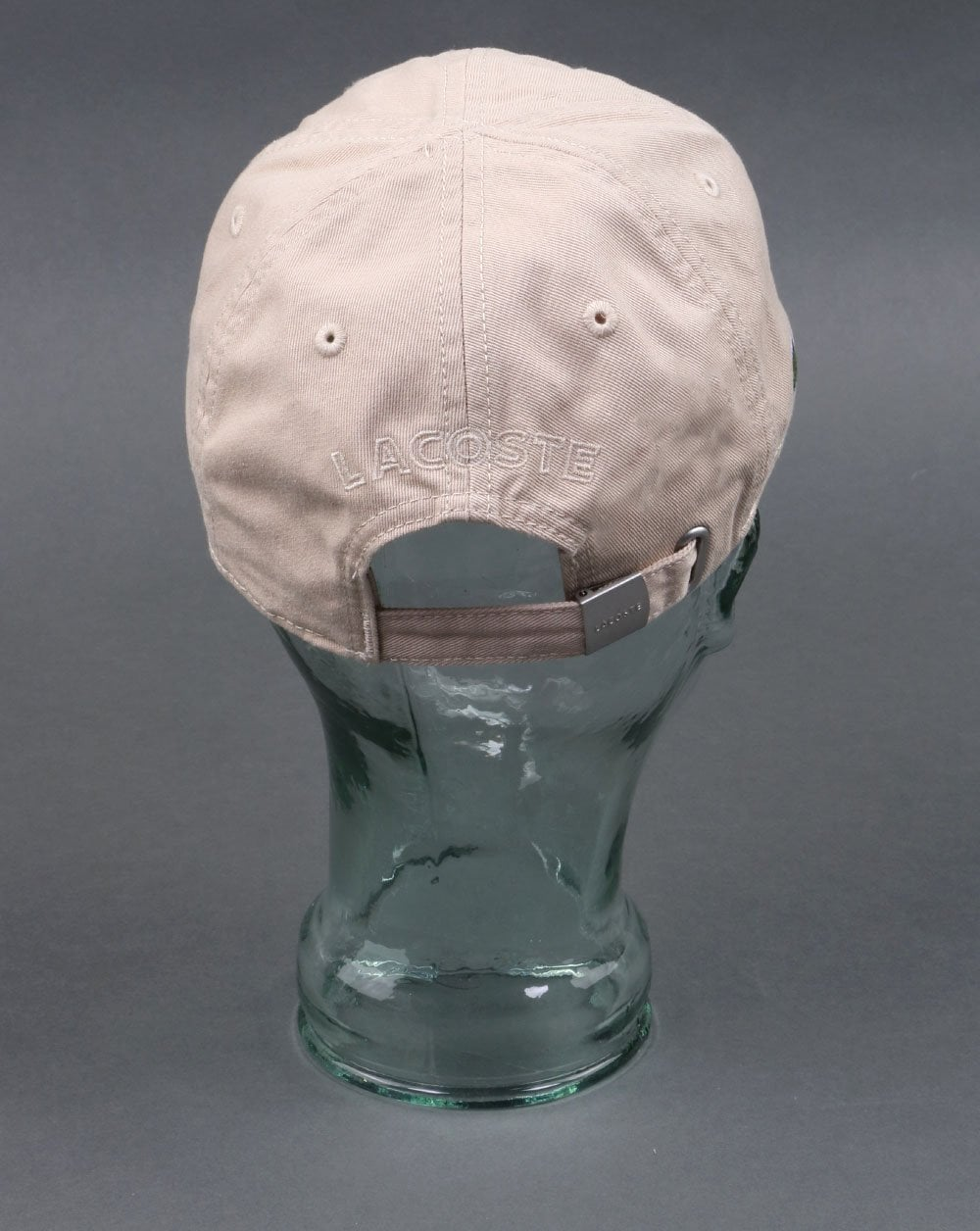 593010362 Lacoste Gabardine Cap Stone