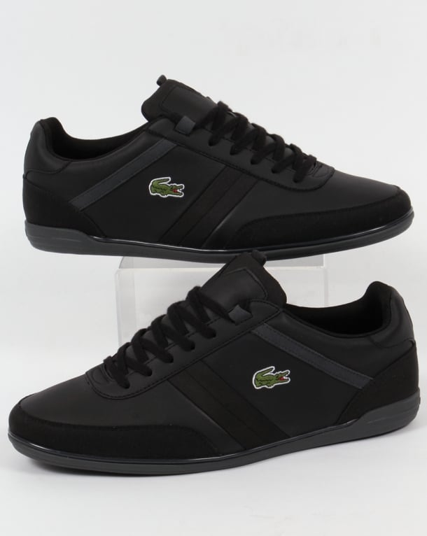 Lacoste Giron Trainers Black