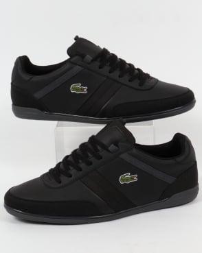 Lacoste Footwear Lacoste Giron Trainers Black