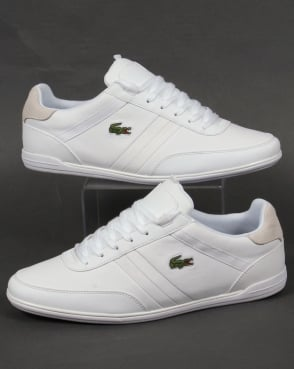 Lacoste Footwear Lacoste Giron Trainers White