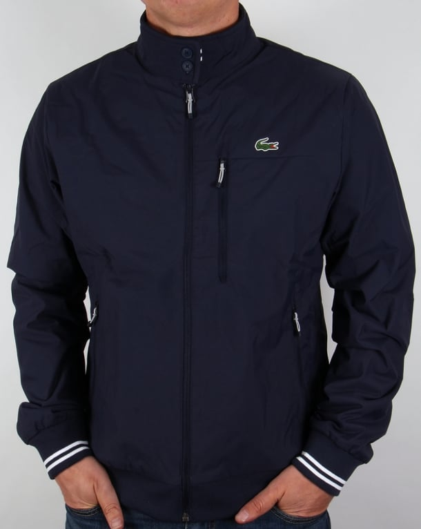 Lacoste Golf Jacket Navy