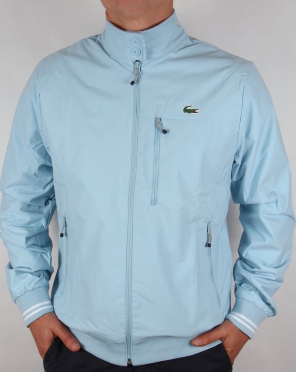 Lacoste Golf Jacket Sky Blue
