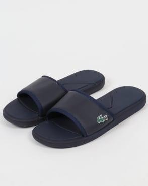 Lacoste Footwear Lacoste L.30 Sport Slides Navy