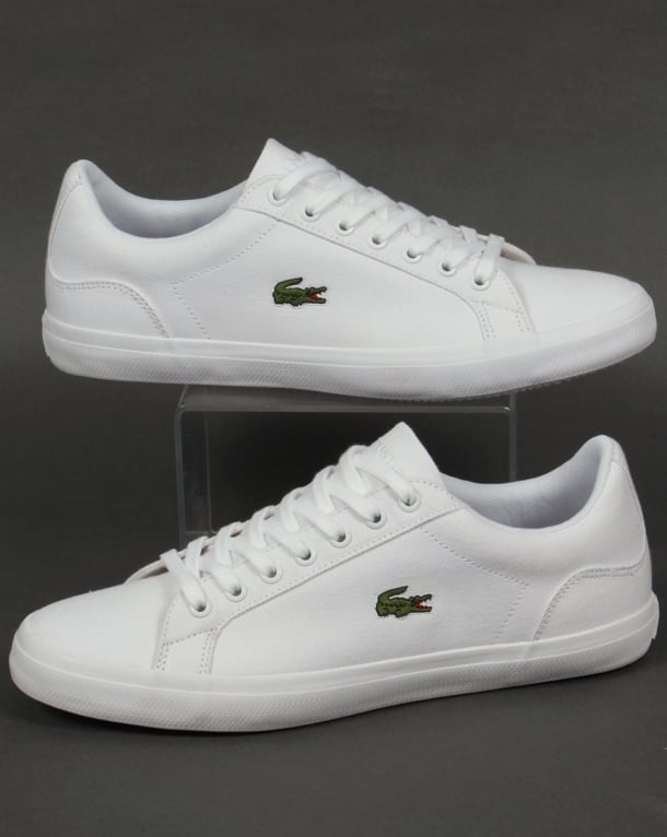 Lacoste Lerond BL Trainers White