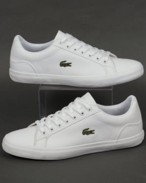 Lacoste Footwear Lacoste Lerond BL Trainers White