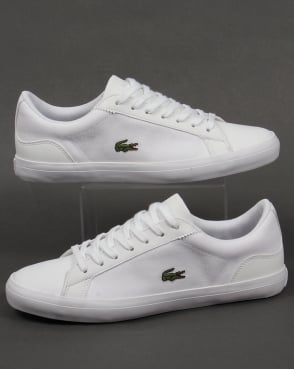 Lacoste Footwear Lacoste Lerond Trainers White/White