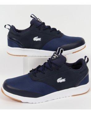 Lacoste Footwear Lacoste Light Trainers 2.0 Dark Blue