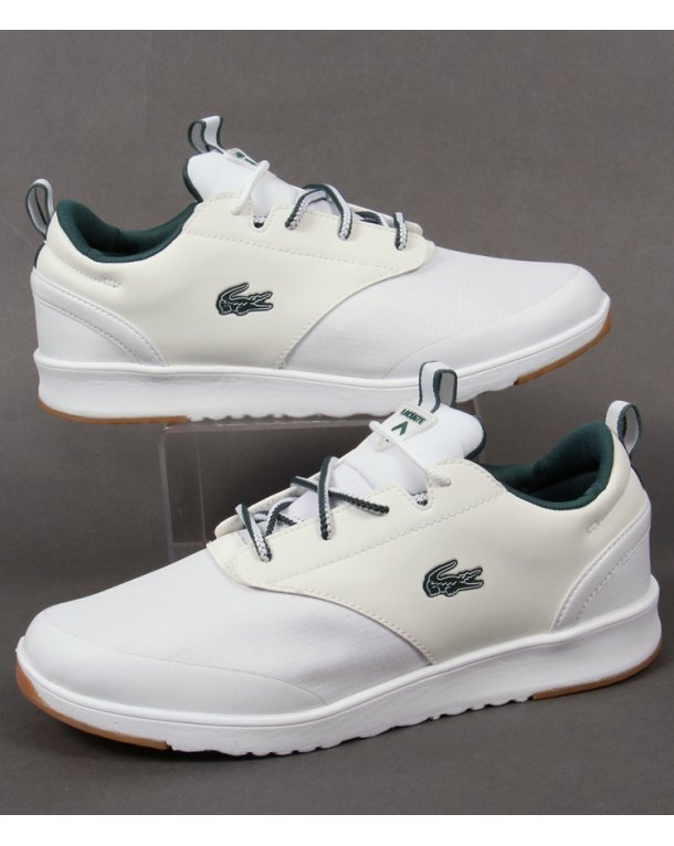 Lacoste Light Trainers 2.0 White/white