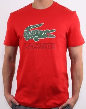 Lacoste Logo T-shirt Clusi Chine