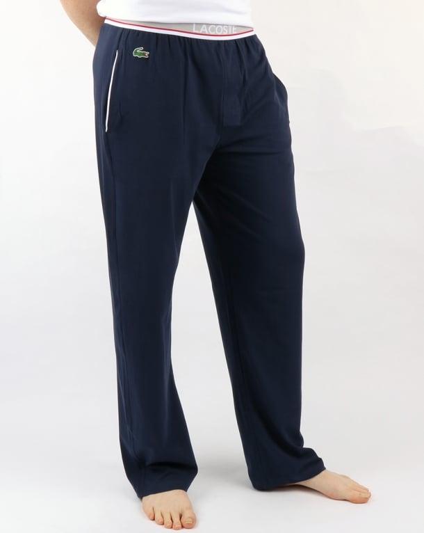 Lacoste Lounge Pants Dark Blue/Grey