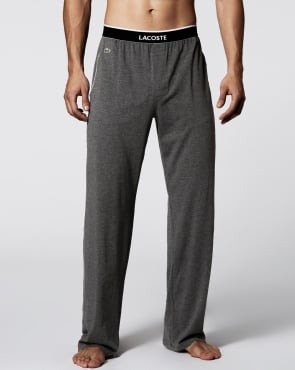 Lacoste Lounge Pants Dark Grey
