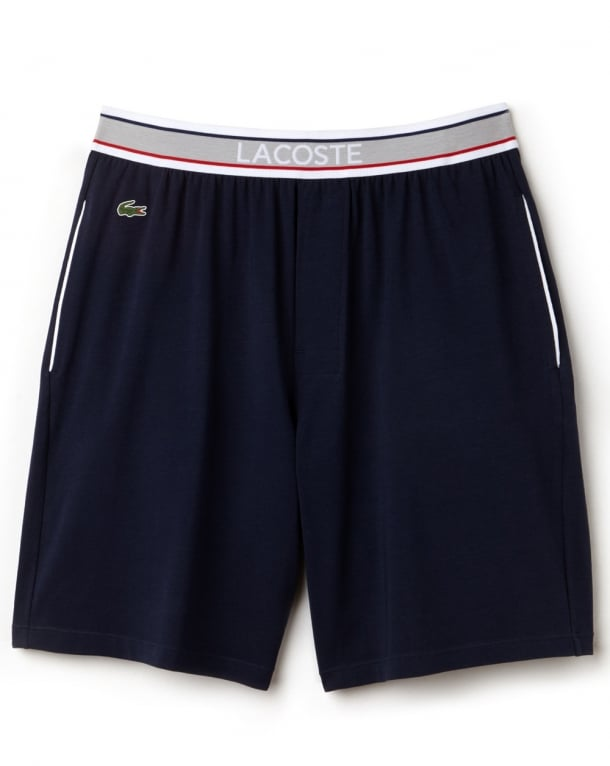 Lacoste Lounge Shorts Dark Blue