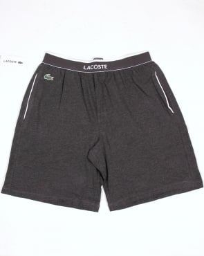 Lacoste Lounge Shorts Dark Grey