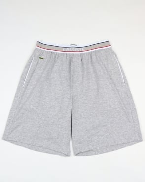 Lacoste Lounge Shorts Grey Melange