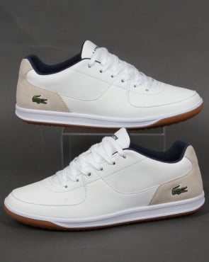 Lacoste Footwear Lacoste LS 12 Minimal Ripple Trainers White
