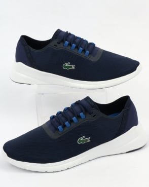 Lacoste LT Fit Trainers Navy/Dark Blue