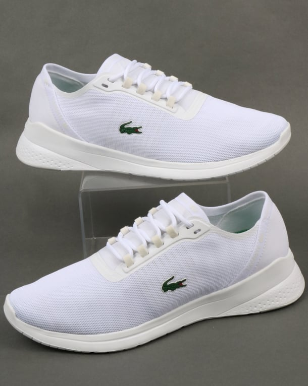 Lacoste LT Fit Trainers White