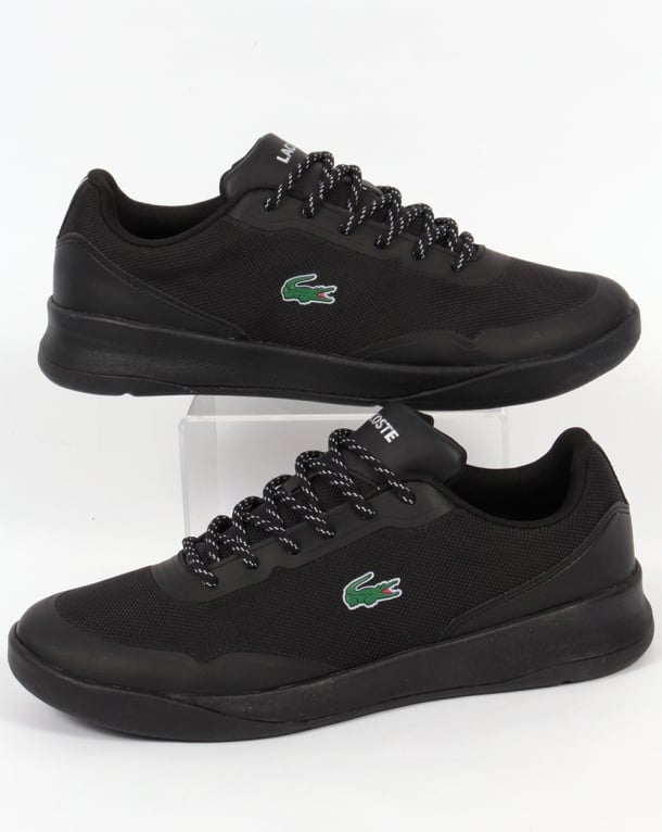 Lacoste LT Spirit 117 Trainers Black
