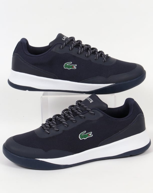 Lacoste LT Spirit 117 Trainers Navy