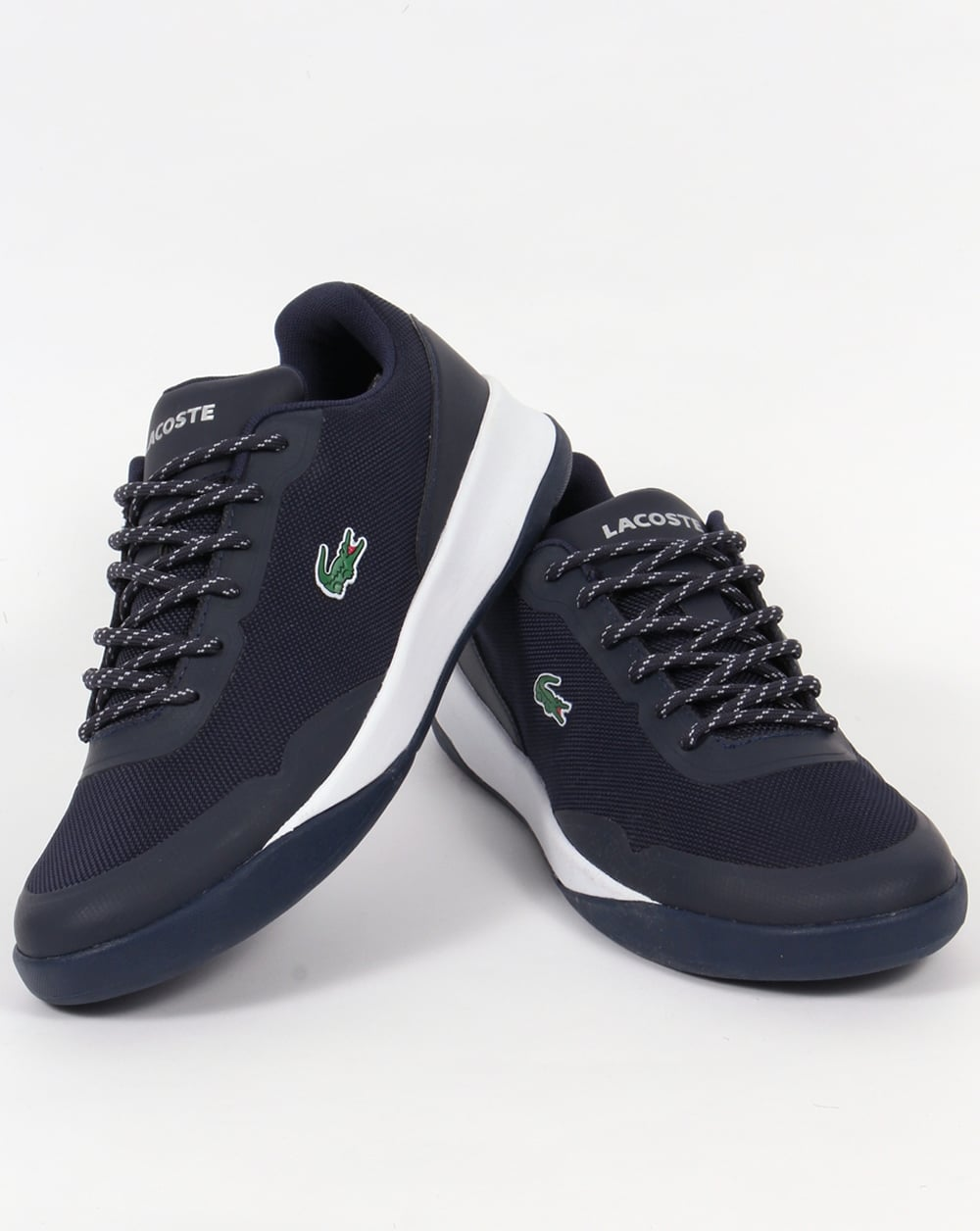 2bf2a2c0d Lacoste LT Spirit 117 Trainers Navy