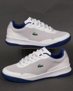 Lacoste Footwear Lacoste LT Spirit 117 Trainers White/Blue