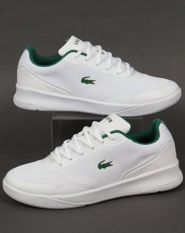 Lacoste LT Spirit 117 Trainers White