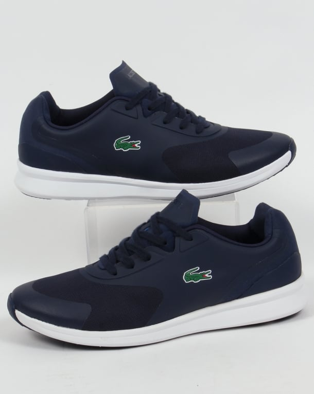 Lacoste LTR 01 Trainers Navy
