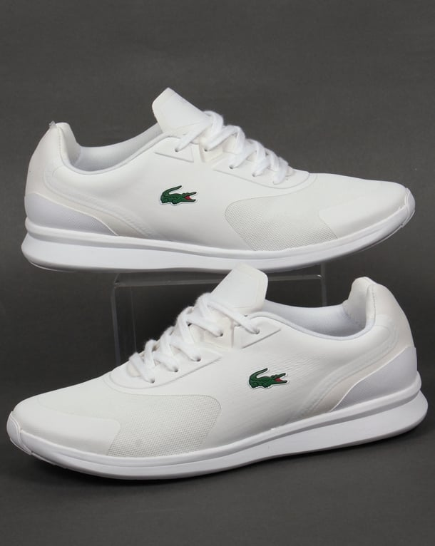 Lacoste LTR 01 Trainers White
