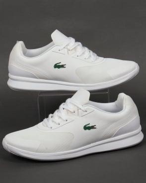 Lacoste Footwear Lacoste LTR 01 Trainers White