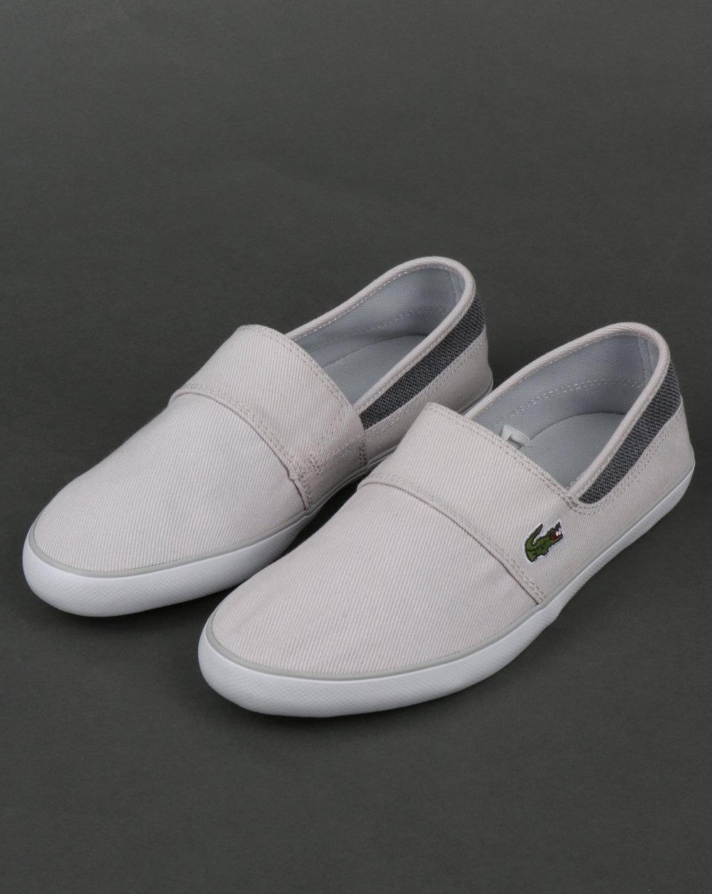 2f1a5bf24 Lacoste Lacoste Marice Slip On Espadrille Grey Grey