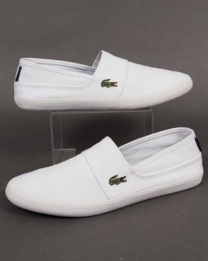 Lacoste Footwear Lacoste Marice Slip On Espadrille style- White