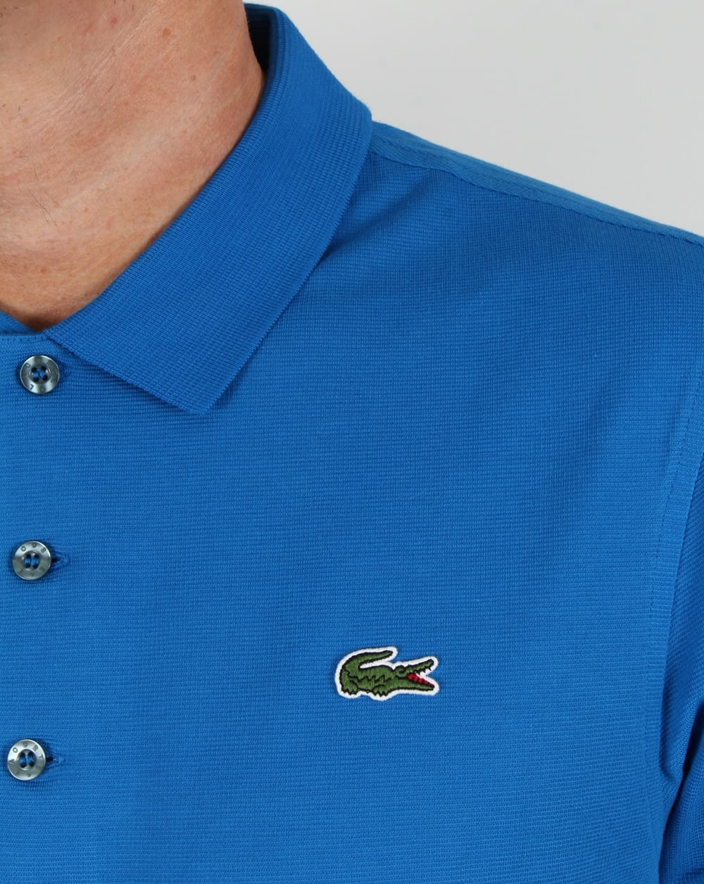 Lacoste Polo Shirt Ink Blue 5b92a9fed3b2